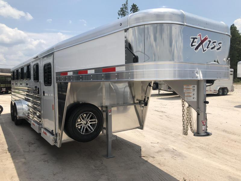 2019 Exiss Trailers Livestock Trailer in Perkins, GA