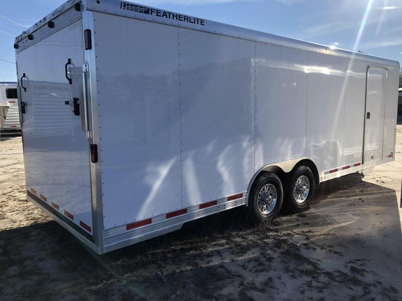 2019 Featherlite Livestock Trailer