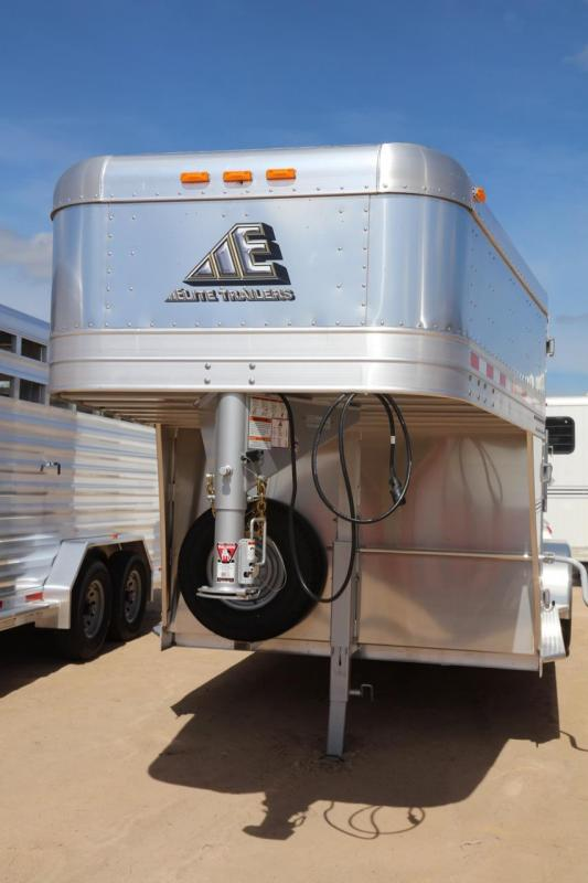 2019 Elite Stock Livestock Trailer in Newington, GA
