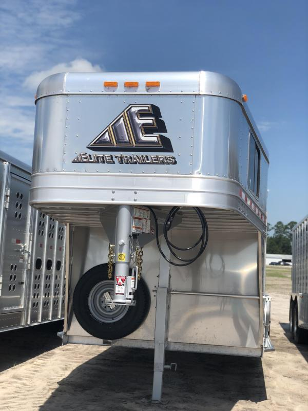 2019 Elite Show Cattle Trailer in Perkins, GA