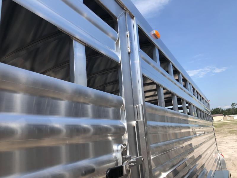 2019 Elite Show Cattle Trailer