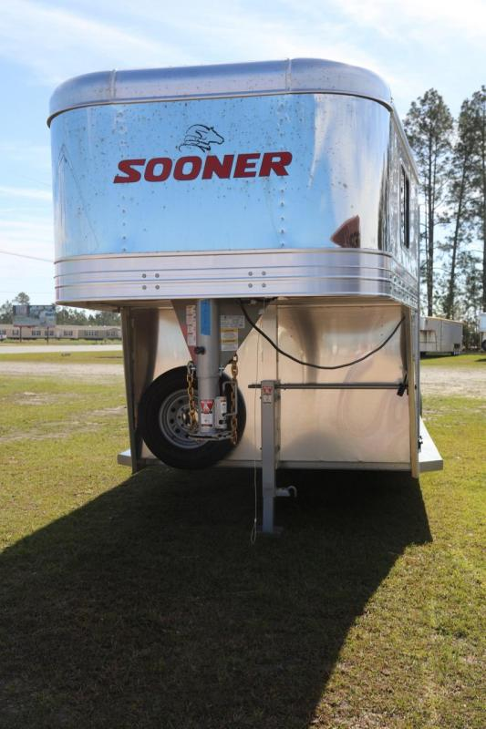 2018 Sooner Livestock Trailer in Perkins, GA