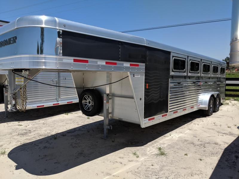 2019 Sooner Low Pro Livestock Trailer