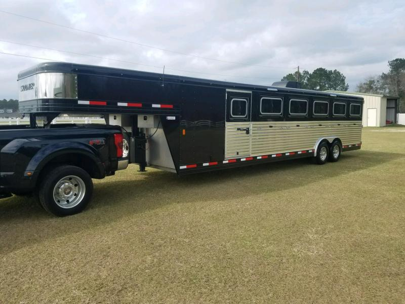 2018 Sooner Livestock Trailer in Newington, GA