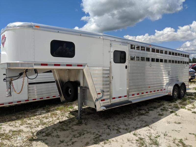 2019 Hart Trailers L24G Livestock Trailer