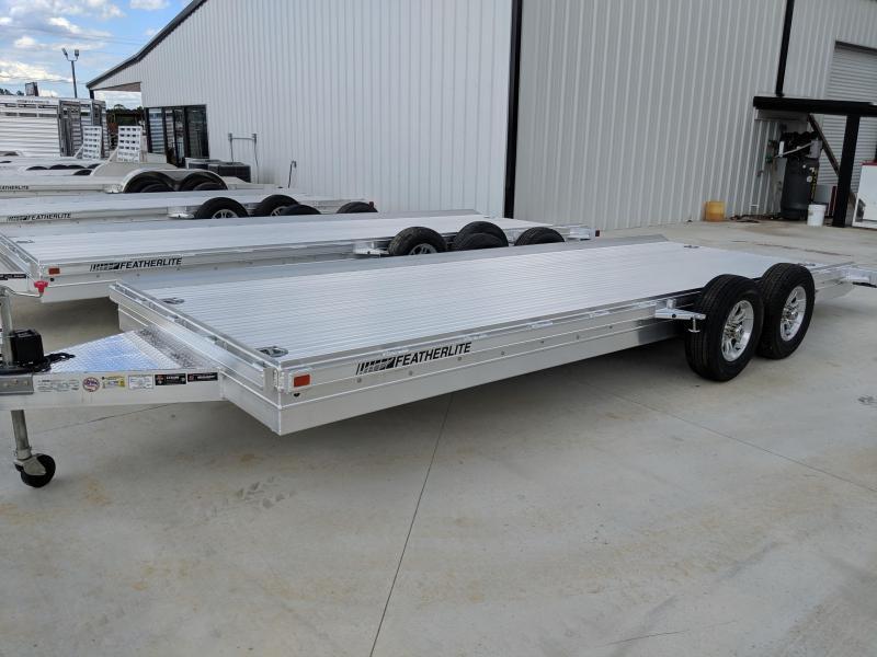 2020 Featherlite 3110-0020-STD Utility Trailer