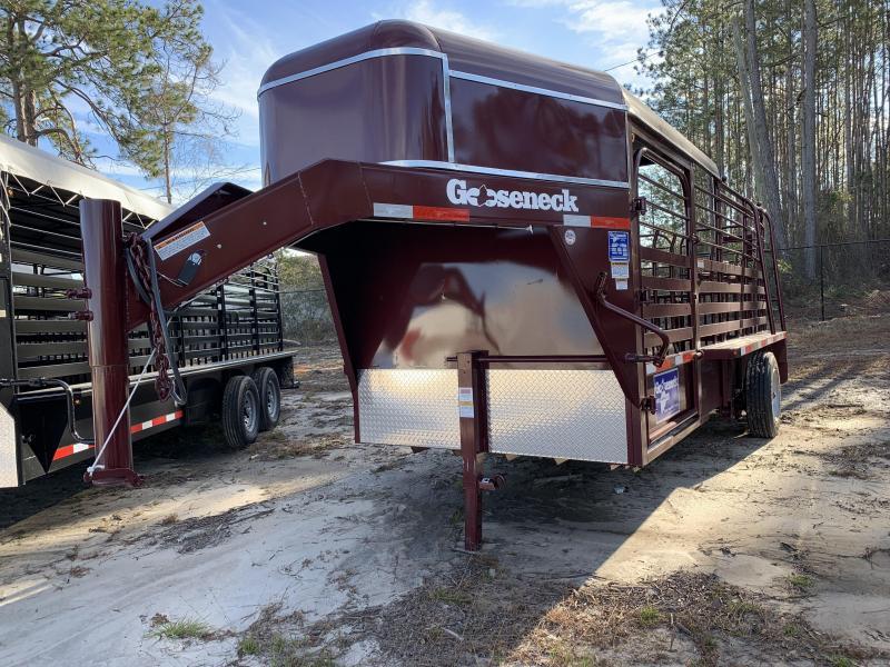 2018 Gooseneck Livestock Trailer in Ashburn, VA