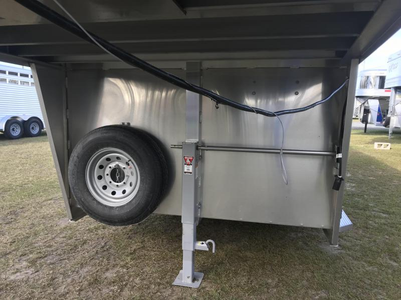2018 Exiss STC Livestock Trailer in Bellville, GA