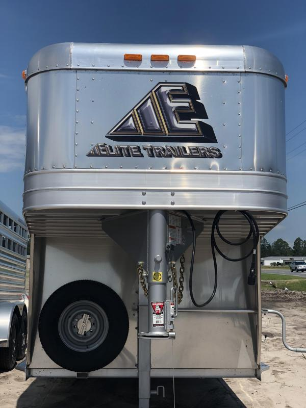 2019 Elite Show Cattle Trailer in Ellabell, GA