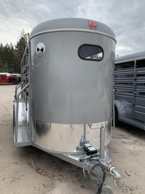 2018 W-W All Around Livestock Trailer in Bellville, GA