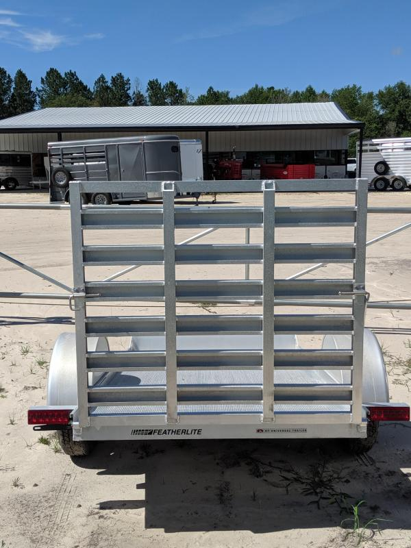 2019 Featherlite 1683-0008-STD Utility Trailer