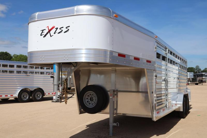 2018 Exiss Livestock Trailer in Perkins, GA