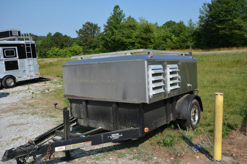 2008 Hooper Trailers DOG BOX TRAILER