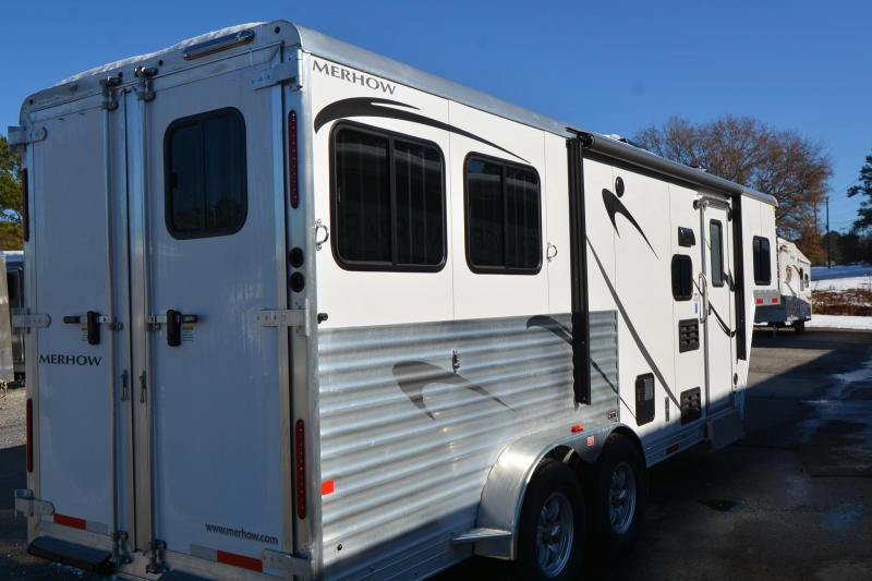 2018 Merhow 7209 2Horse with a 9FT LQ