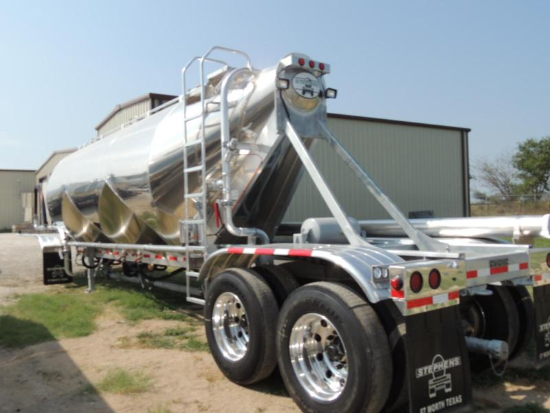2016 Stephens drybulk 1000 cube sand trailer Dry Van