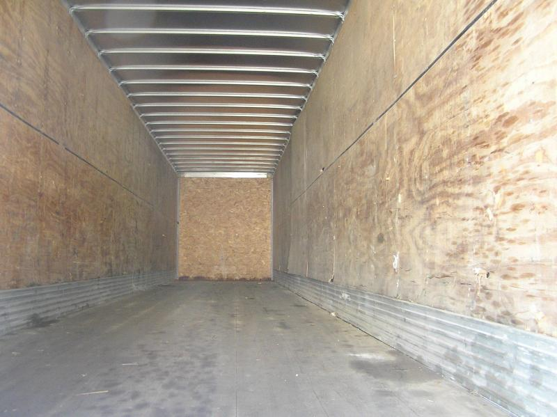 2001 Strick van 53ftx 102 Dry Van