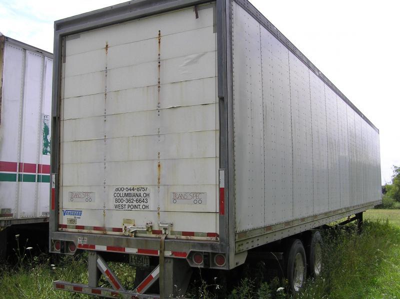 2007 Other Vanguard Dry Van