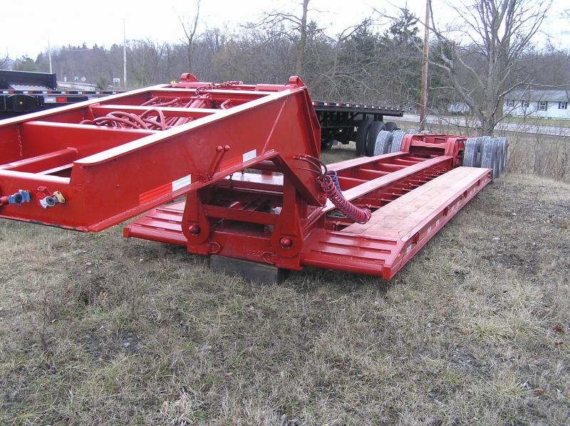 1978 Talbert 40 ton dropside Low Boy