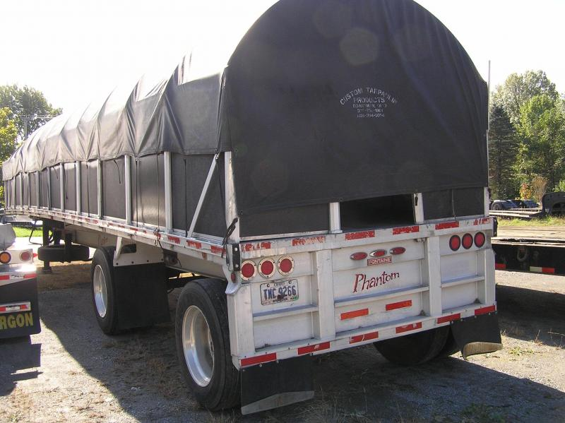 2007 Fontaine Fhantom Flat Bed