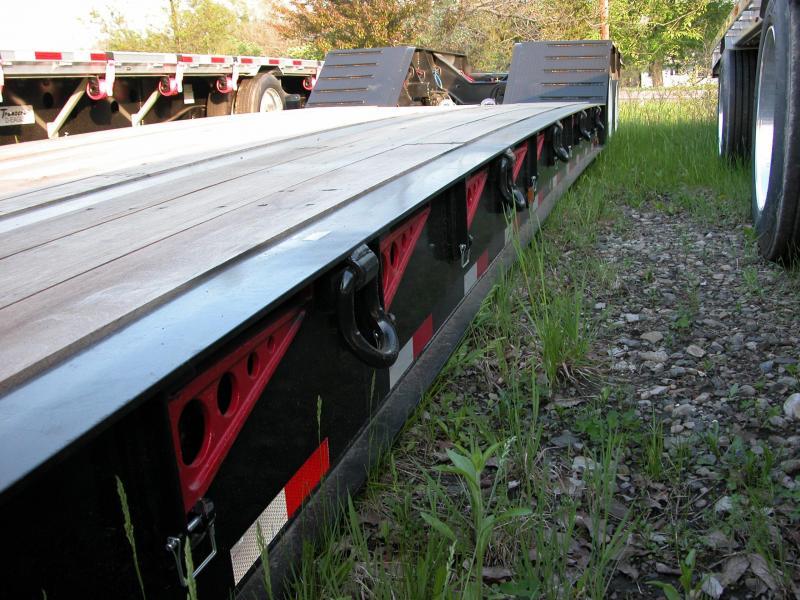 2015 Pitts Lowboy 35 ton trailer