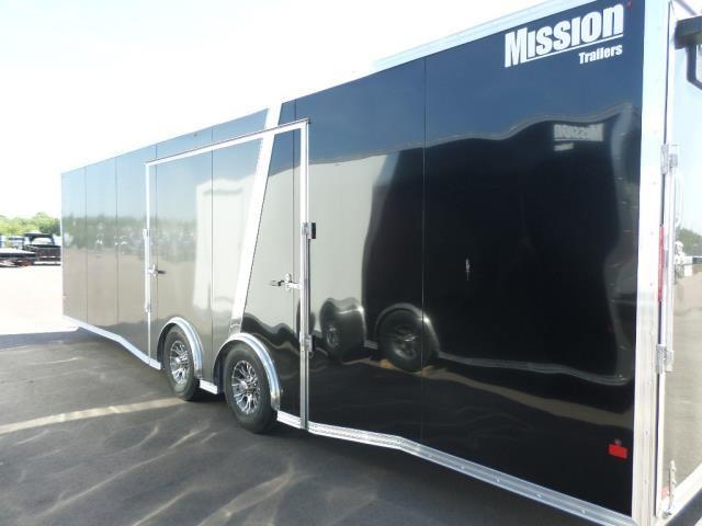2017 Mission Enclosed 8'5 x 28'