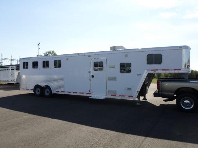 2007 Featherlite 8581 4 Horse