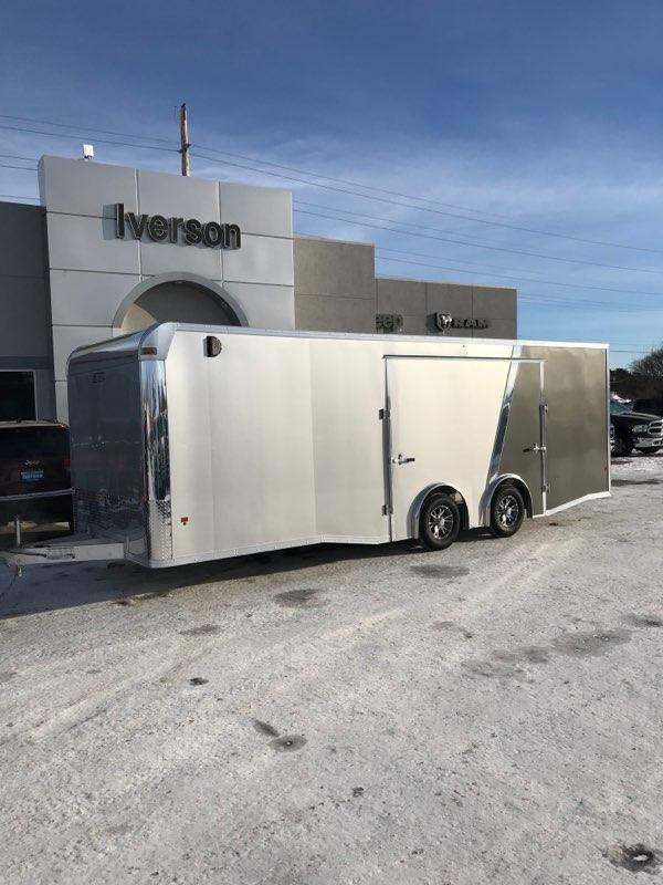 2019 EZ Hauler Advantage 24' Car Trailer