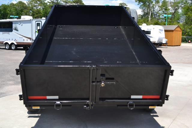 2019 Texas Pride 7ft By 12ft Dump Trailer Montgomery