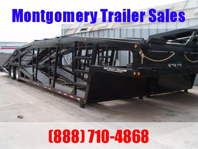 Kaufman Trailers And Sun Valley Car Racing Trailers For Sale