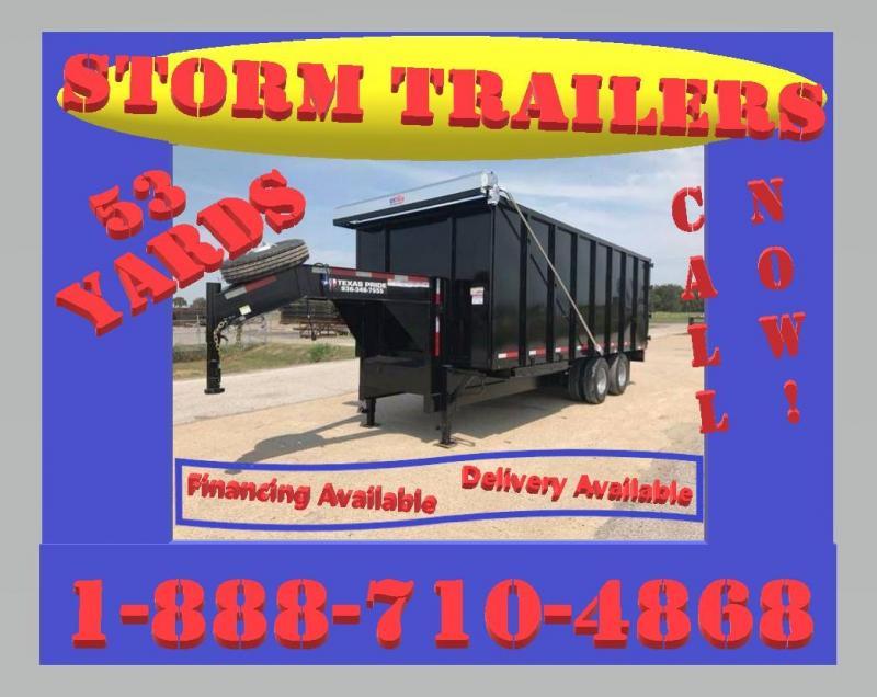 2019 Texas Pride Trailers DT82226KGN Dump Trailer in Ashburn, VA