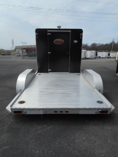 2014 Sundowner 19' Outdoorsman Car Trailer