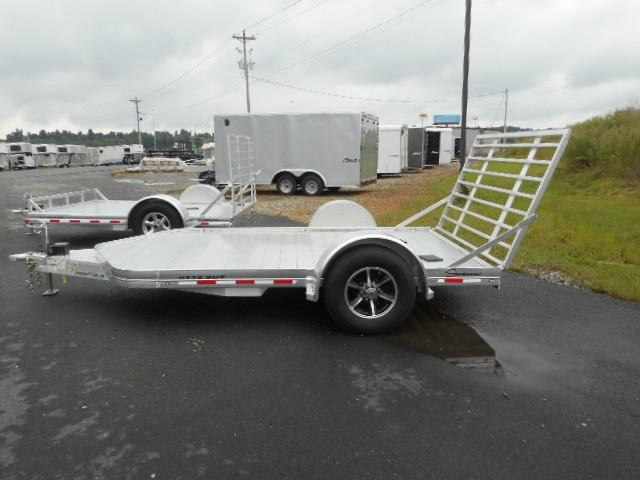 2018 Sundowner Trailers Utility Equipment Trailer