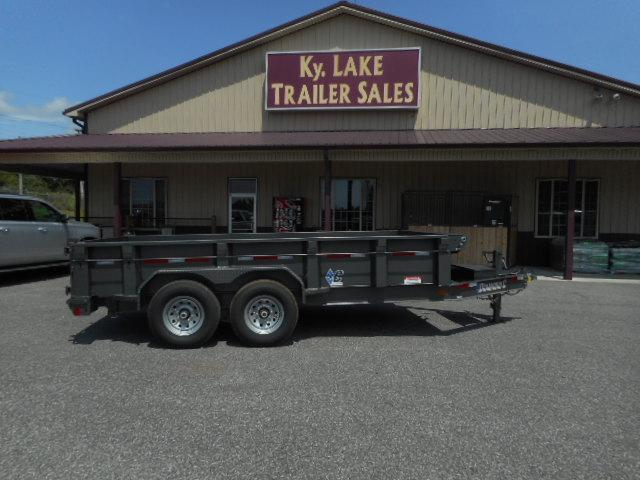 2018 Diamond C Trailers 24 LPD-14x82 BP Dump Trailer in Brownwood, MO