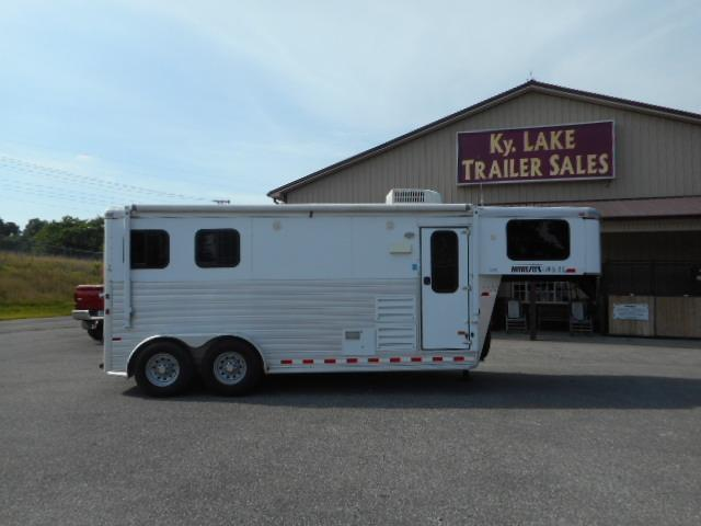 2012 Sundowner 6906 2H Horse Trailer
