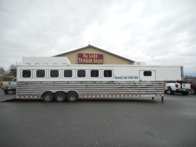 2016 Sundowner 7 HORSE Horse Trailer in Ashburn, VA