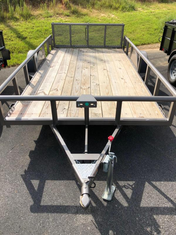 2019 Diamond C Trailers 2 PSA 12x77 Utility Trailer in Ashburn, VA