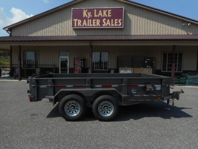 2018 Diamond C  46ED- 12x77 BP Dump Trailer in Brownwood, MO