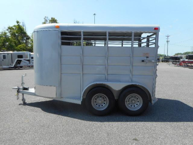 "2018 Calico 12x6x6'6"" BP Livestock Trailer"