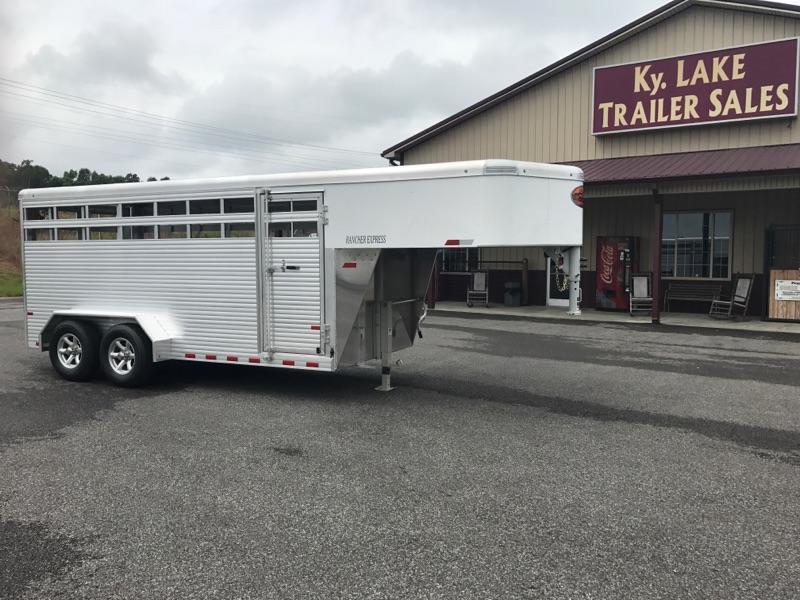 2018 Sundowner Rancher Express GN Horse Trailer