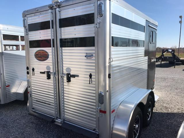 2018 Sundowner 2H BP Super Sport Horse Trailer