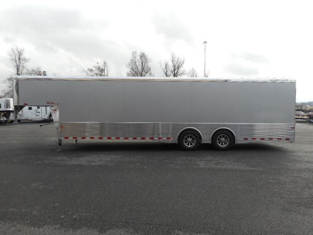 2018 Sundowner 28 Enclosed Cargo Trailer