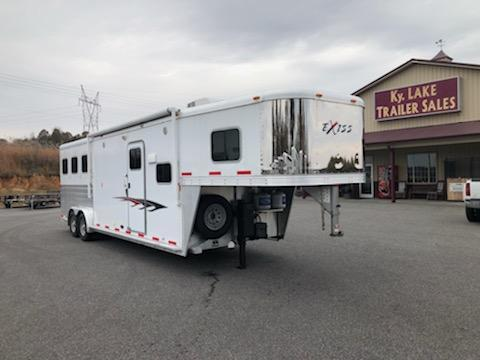 2014 Exiss Trailers 76310 Horse Trailer in Ashburn, VA