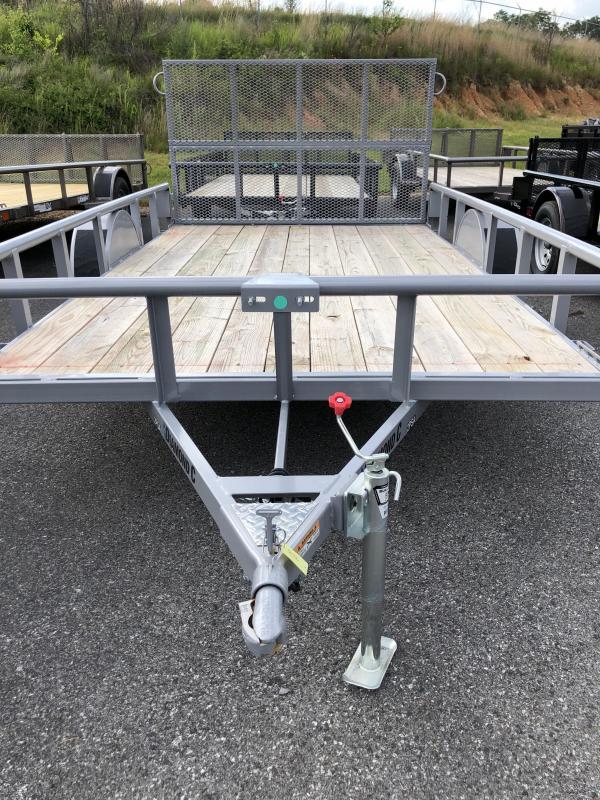 2019 Diamond C 2 PSA 12x83 Utility Trailer in Ashburn, VA