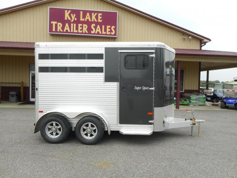 2019 Sundowner 2H Super Sport Horse BP Trailer