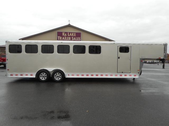 2015 Sundowner 6-HORSE Trailer