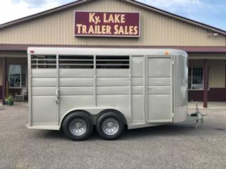 2019 Calico 3H BP Horse Trailer