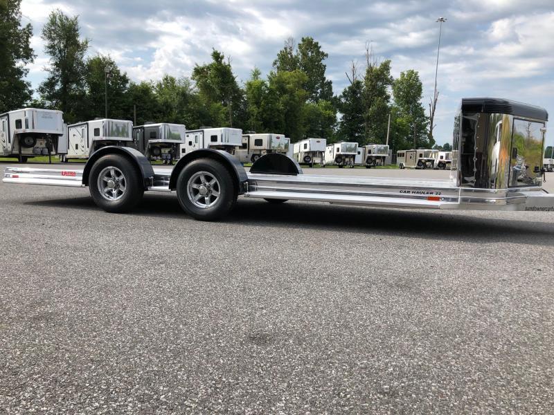 2020 Sundowner 22' BP Ultra Series Car / Racing Trailer