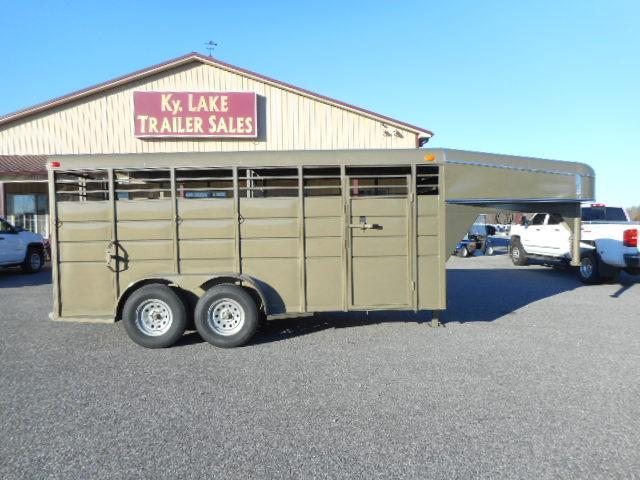 2019 Calico 16' GN Livestock Trailer in Ashburn, VA