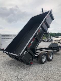 2019 Diamond C Low Pro LPT 14x82 Dump Trailer