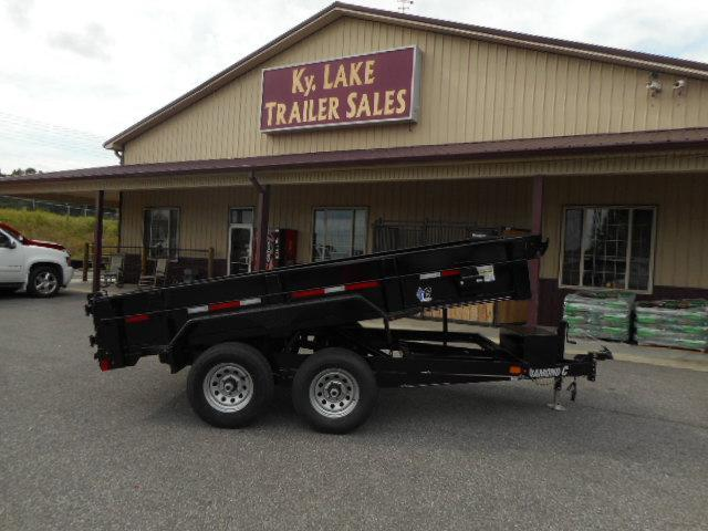 2018 Diamond C BP 46ED-12x77 Dump Trailer in Bloomfield, MO